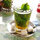 Mint Tea - Marrakech by Alison Howson