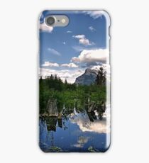Vermillion Lakes, Banff NP iPhone Case/Skin