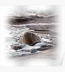 St. Andrews Beach,Scotland. Poster