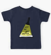 Just One More Chapter... Kids Tee