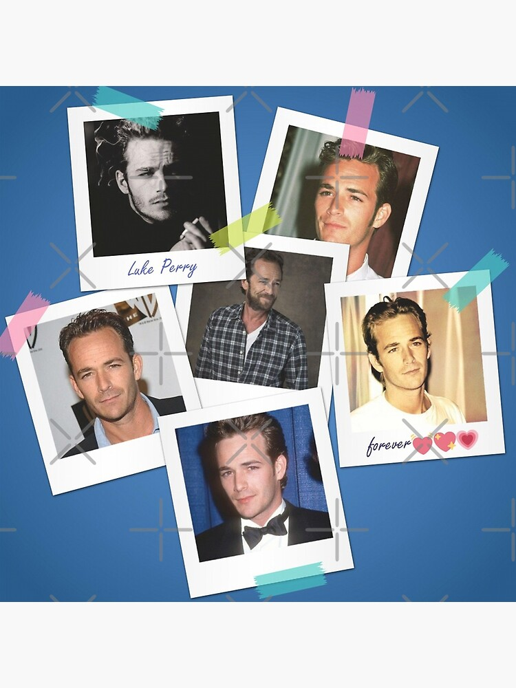 Luke Perry forever by LaurenceS06