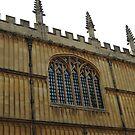 Linien & Licht: Bodleian Library, Oxford von CreativeEm