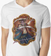 Circus Man V-Neck T-Shirt