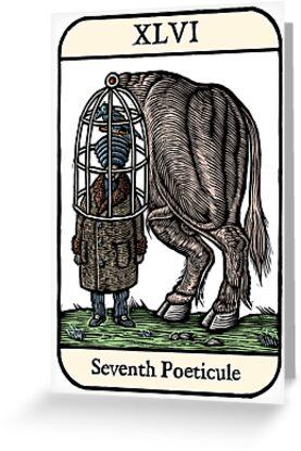 The Seventh Poeticule by Ellis Nadler