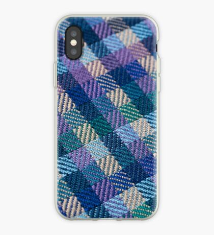 Inverted Twill iPhone Case