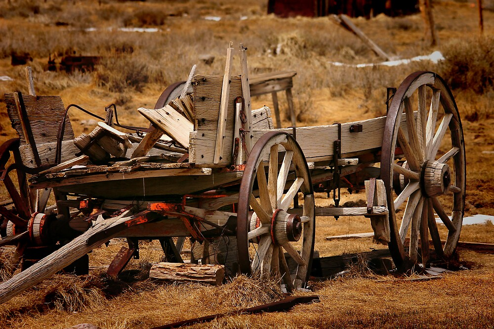 Old Wagon by Xcarguy