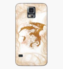 Dragonfight-cooltexture Case/Skin for Samsung Galaxy