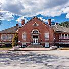 The Metaline Falls School by Bryan D. Spellman