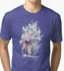 Dandelion Blue Tri-blend T-Shirt