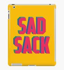 Sad Sack iPad Case/Skin
