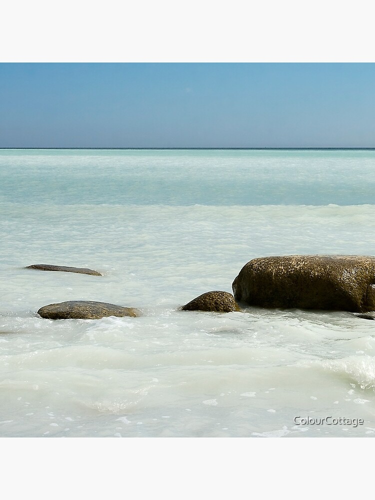 Chalky Waters by ColourCottage