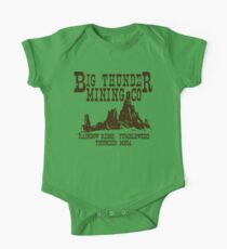 Big Thunder Mining Co Kids Clothes