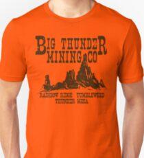Big Thunder Mining Co Unisex T-Shirt