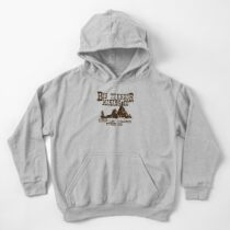 Big Thunder Mining Co Kids Pullover Hoodie