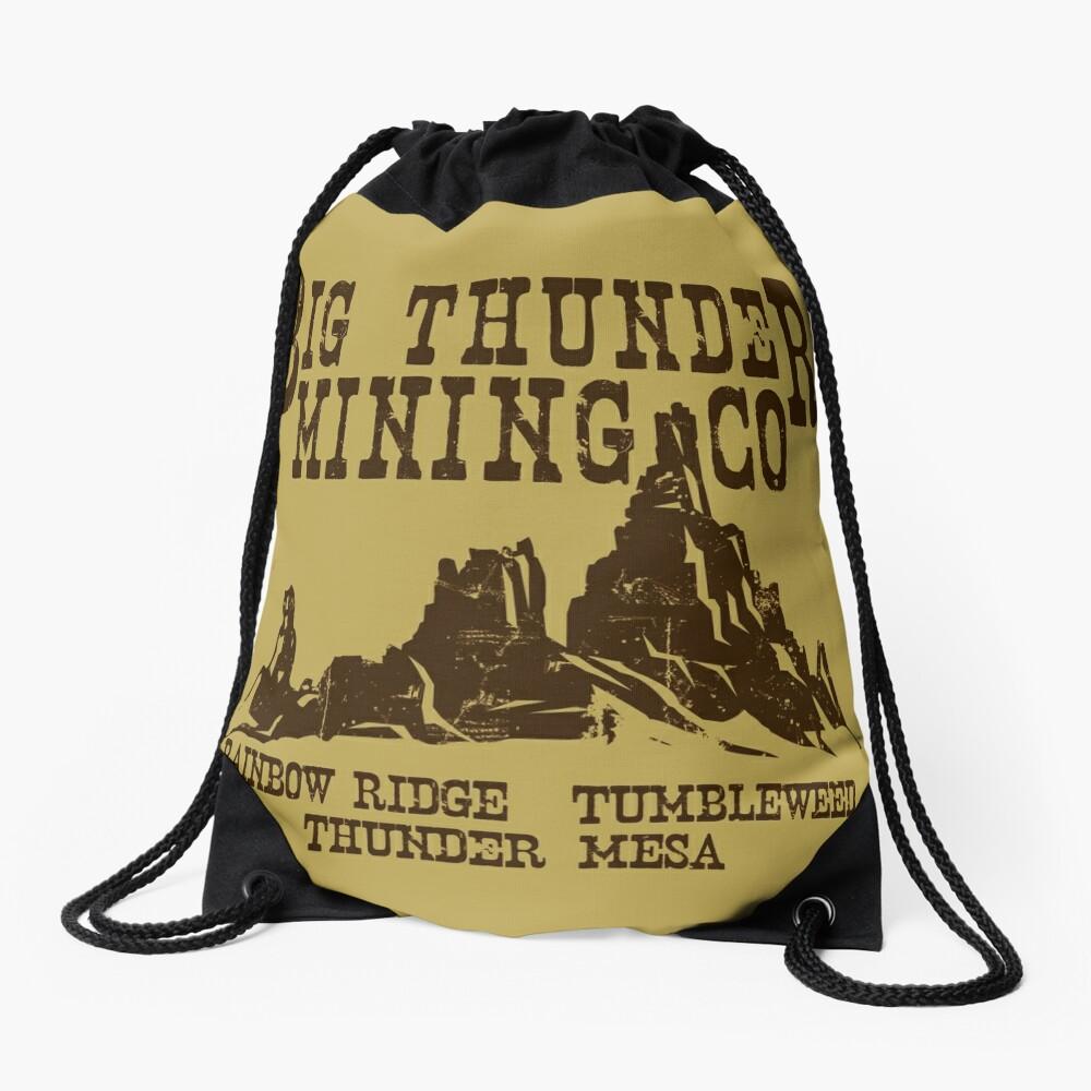 Big Thunder Mining Co Turnbeutel
