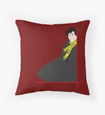 A Cautionary Tale Throw Pillow