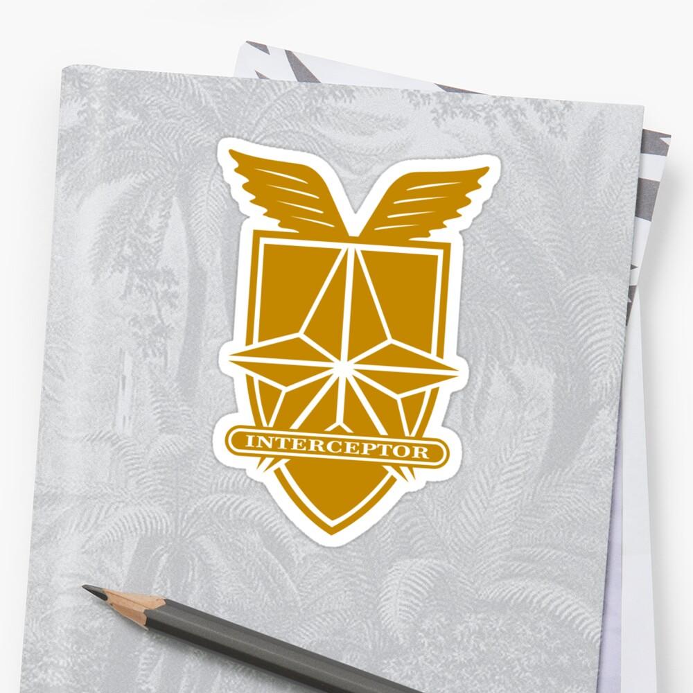 Mad Max Interceptor Badge by superiorgraphix