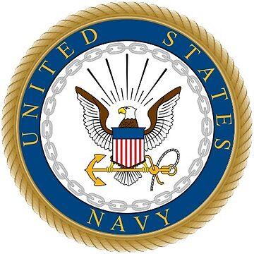 Emblema de la Marina de los Estados Unidos de DarienBecker