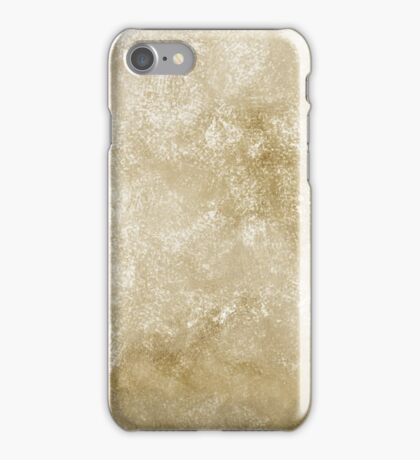Spilt Coffee iPhone Case/Skin