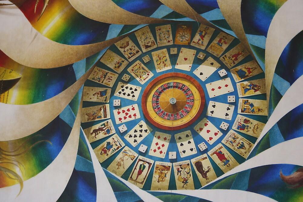 Wheel of Fortune by v-something