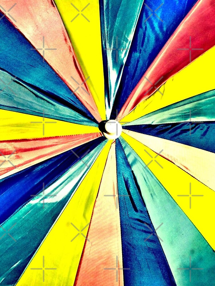 Under My Umbrella - Bright Art Photography by OneDayArt