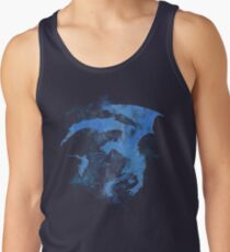Dragonfight-cooltexture Inverted Tank Top