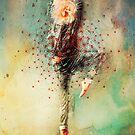 The Dancer by VictoriaHerrera