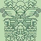 I Dream of Ecology by artlahdesigns