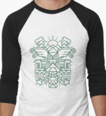 I Dream of Ecology Baseball ¾ Sleeve T-Shirt
