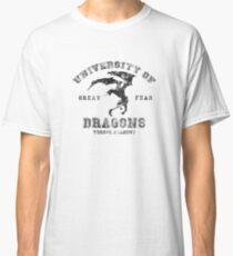 Summon A Dragon  Classic T-Shirt