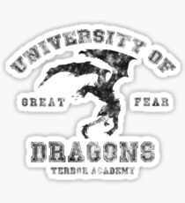 Summon A Dragon  Sticker
