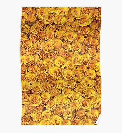 Say it with roses Poster