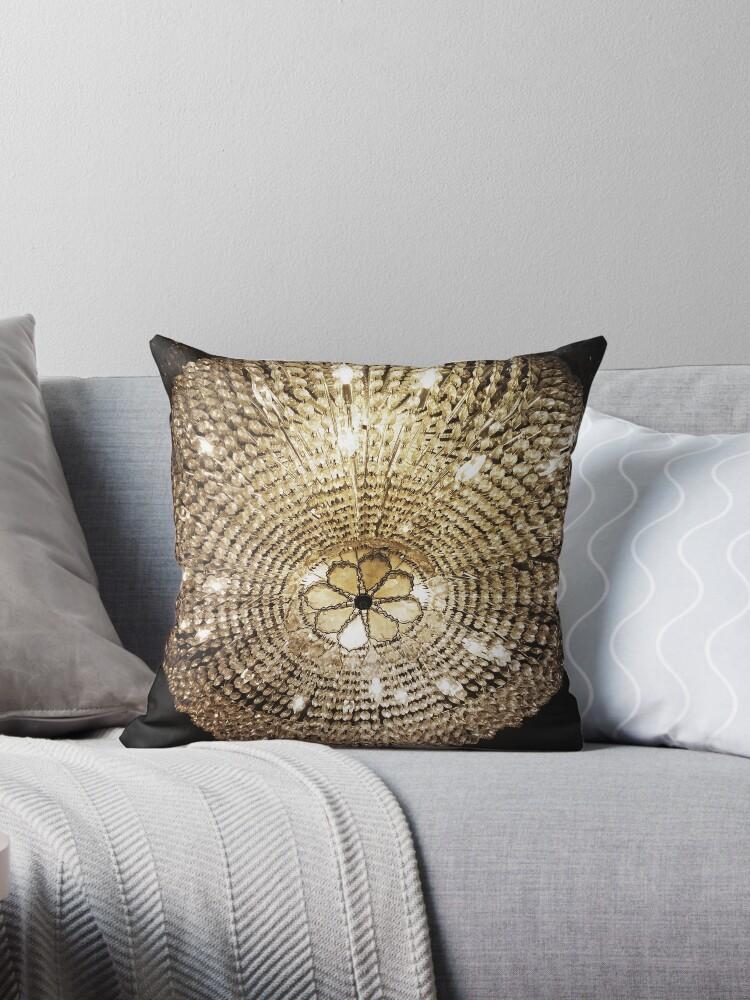 Gift for Interior Designer - Chandelier by OneDayArt