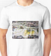 Great Falls Park - Cascades Unisex T-Shirt