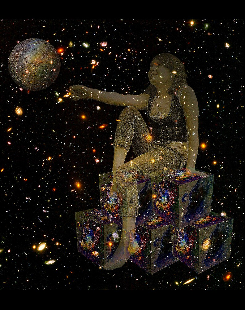 Play amongst the stars... by Susie Hawkins