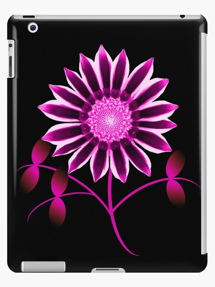Blume in pink & violett, Blumen, lila von rhnaturestyles