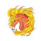 Horse Totem by Free-Spirit-Meg