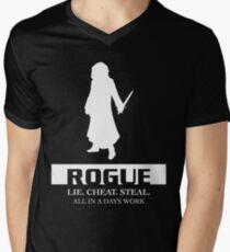 Rogue Inverted Men's V-Neck T-Shirt