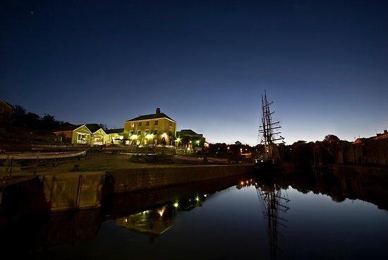 Good Night Charlestown by Richard Horsfield