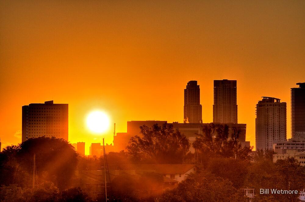 City Heat by Bill Wetmore
