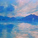 Wednesday Sailing by Cary McAulay