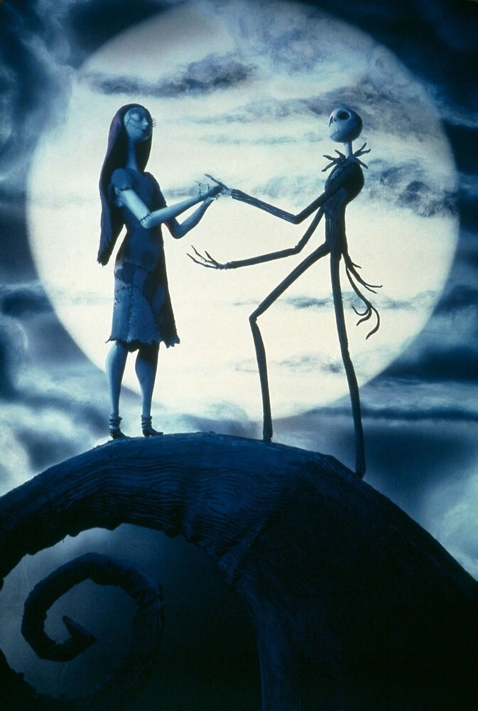 Jack and Sally by malcolm-