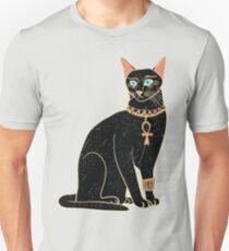 Camiseta unisex Gato egipcio