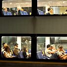 Commuters by Raoul Isidro