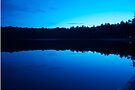 First Light at Walden Pond by Jack Bridges