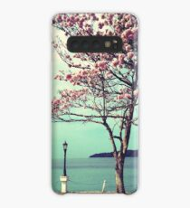 Blooms by the Sea - Panama Landscape  Case/Skin for Samsung Galaxy