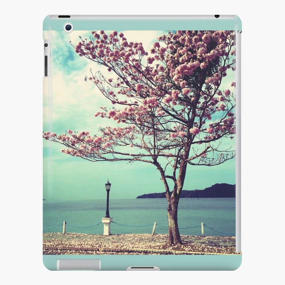Blooms by the Sea - Panama Landscape  iPad Case & Skin