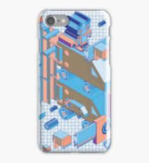 F graphics pattern 4 iPhone Case/Skin