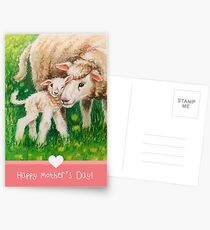 Mother's Day by Maria Tiqwah Postcards