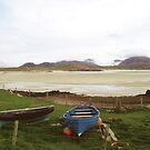 Timsgarry Boats, Uig - Isle of Lewis by artyfifi